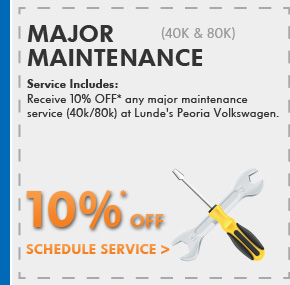 Major Maintenance 10% OFF