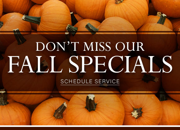 Fall Service Event